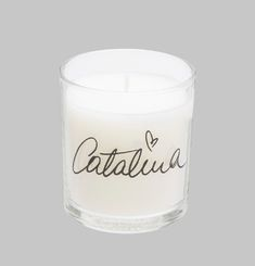 July - Marie Ange Casta Candle