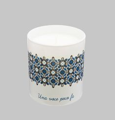 March - Karine Deshayes Candle