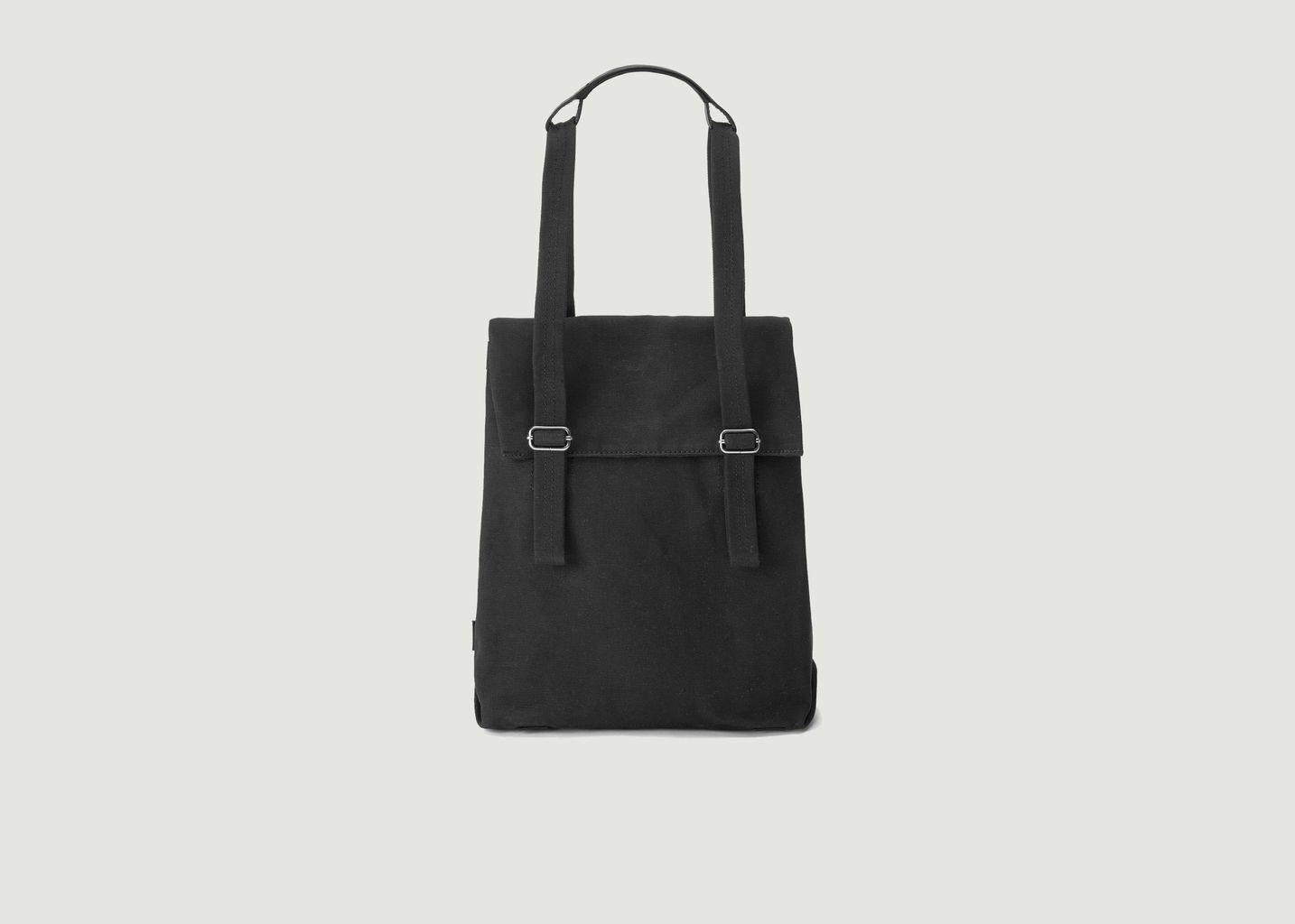 Sac Flap tote  - Qwstion