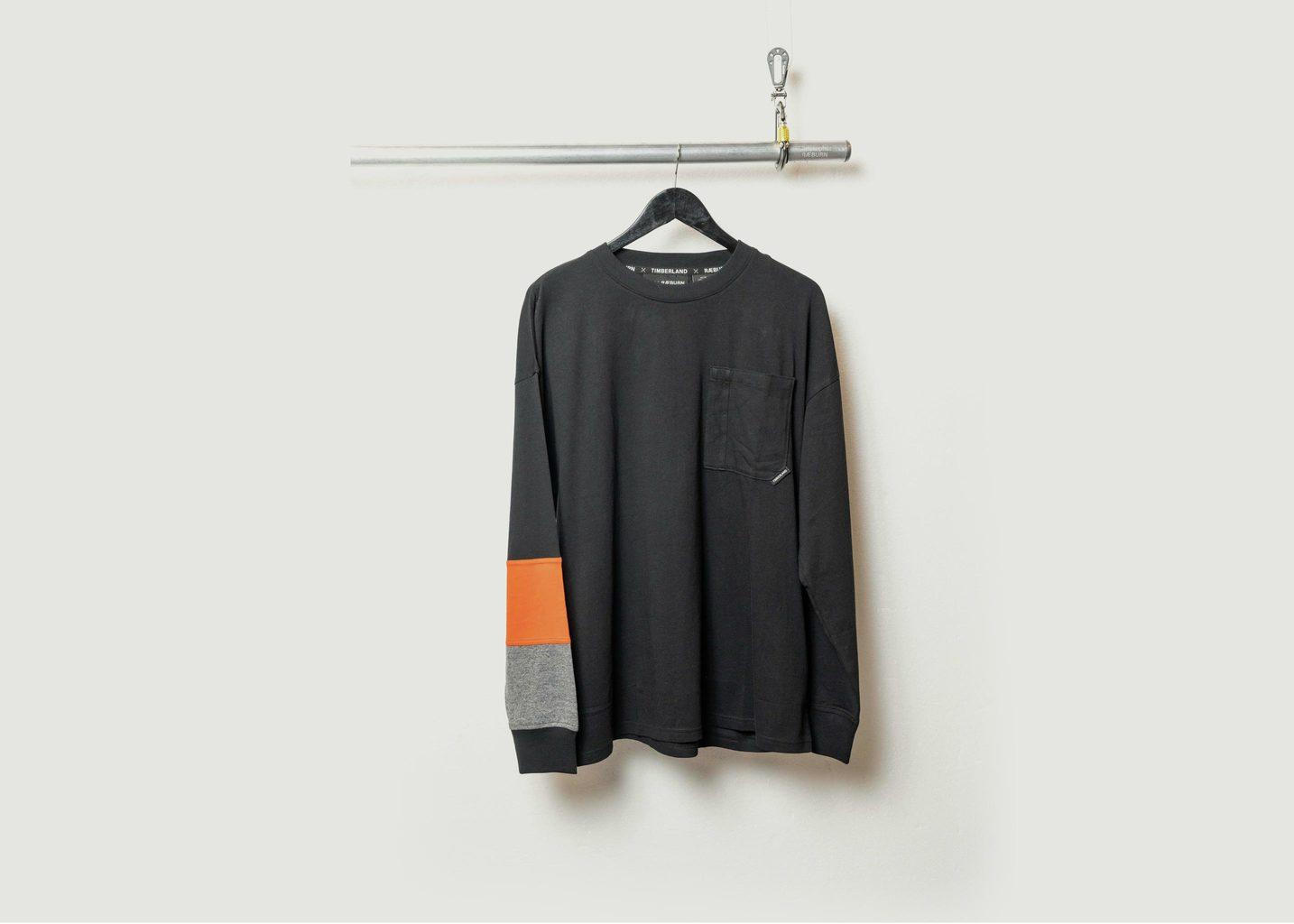 T-Shirt ML en Coton Biologique - Raeburn x Timberland