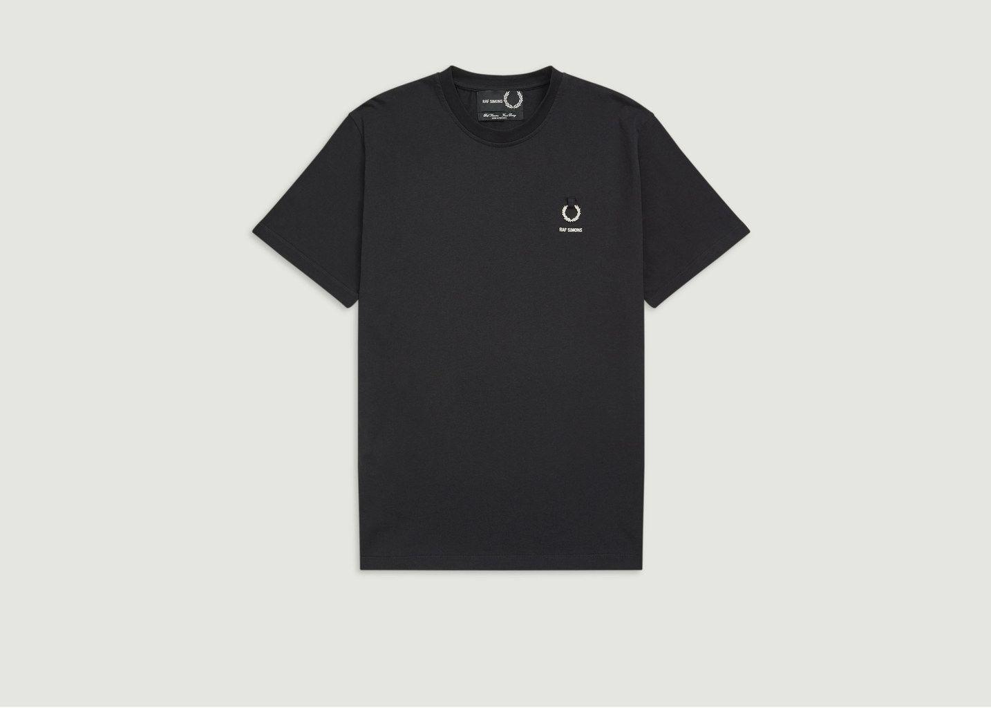 T-shirt Col Ras du Cou - Fred Perry x Raf Simons