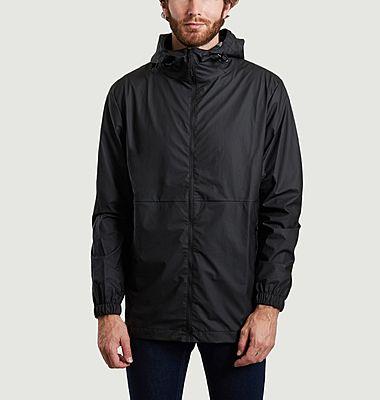 Ultralight hooded jacket