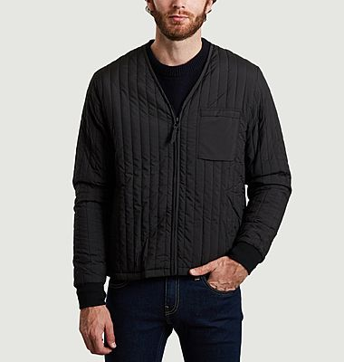 Liner quilted jacket
