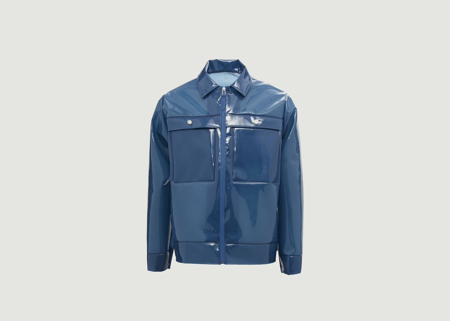 Boxy Veste L'exception Ltd Bleu Rains Uawbgg rCedBEQxoW