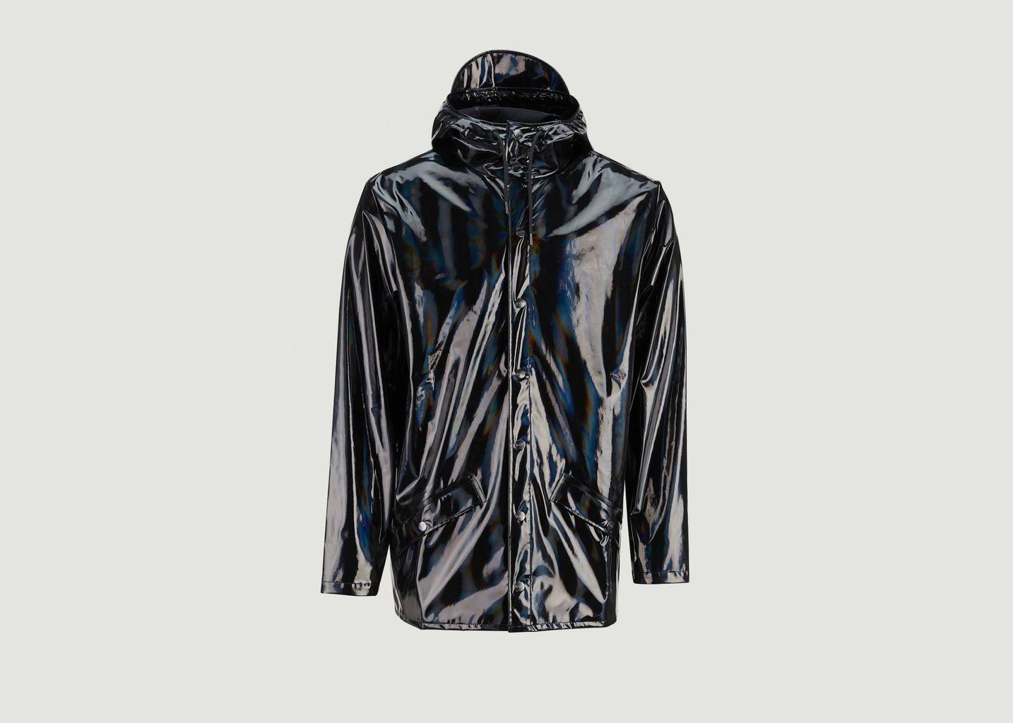Blouson A Capuche Holographic - Rains