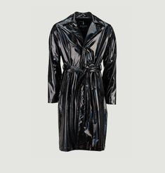Holographic Belted Trench