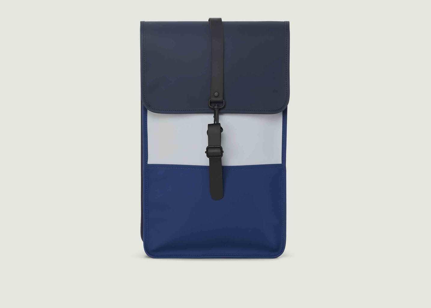 Color Block Backpack - Rains