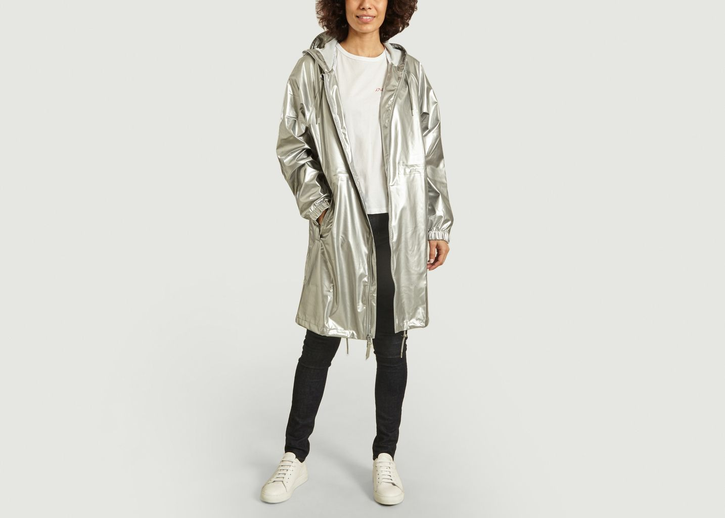 Longue Jacket W - Rains