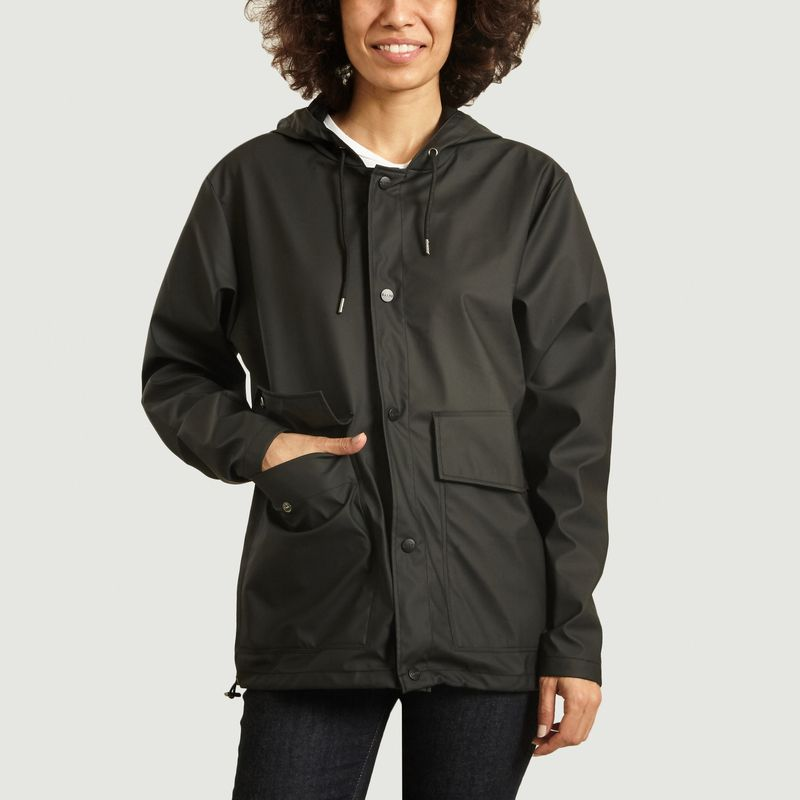 Imperméable Short Hooded - Rains