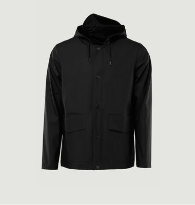 Imperméable Short Hooded