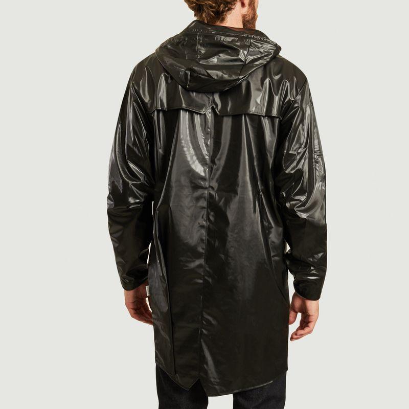 Veste longue à capuche - Rains