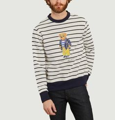 Bear Sweatshirt Polo Ralph Lauren
