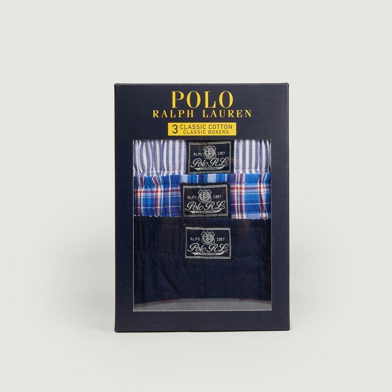Pack de 3 calecons - Polo Ralph Lauren