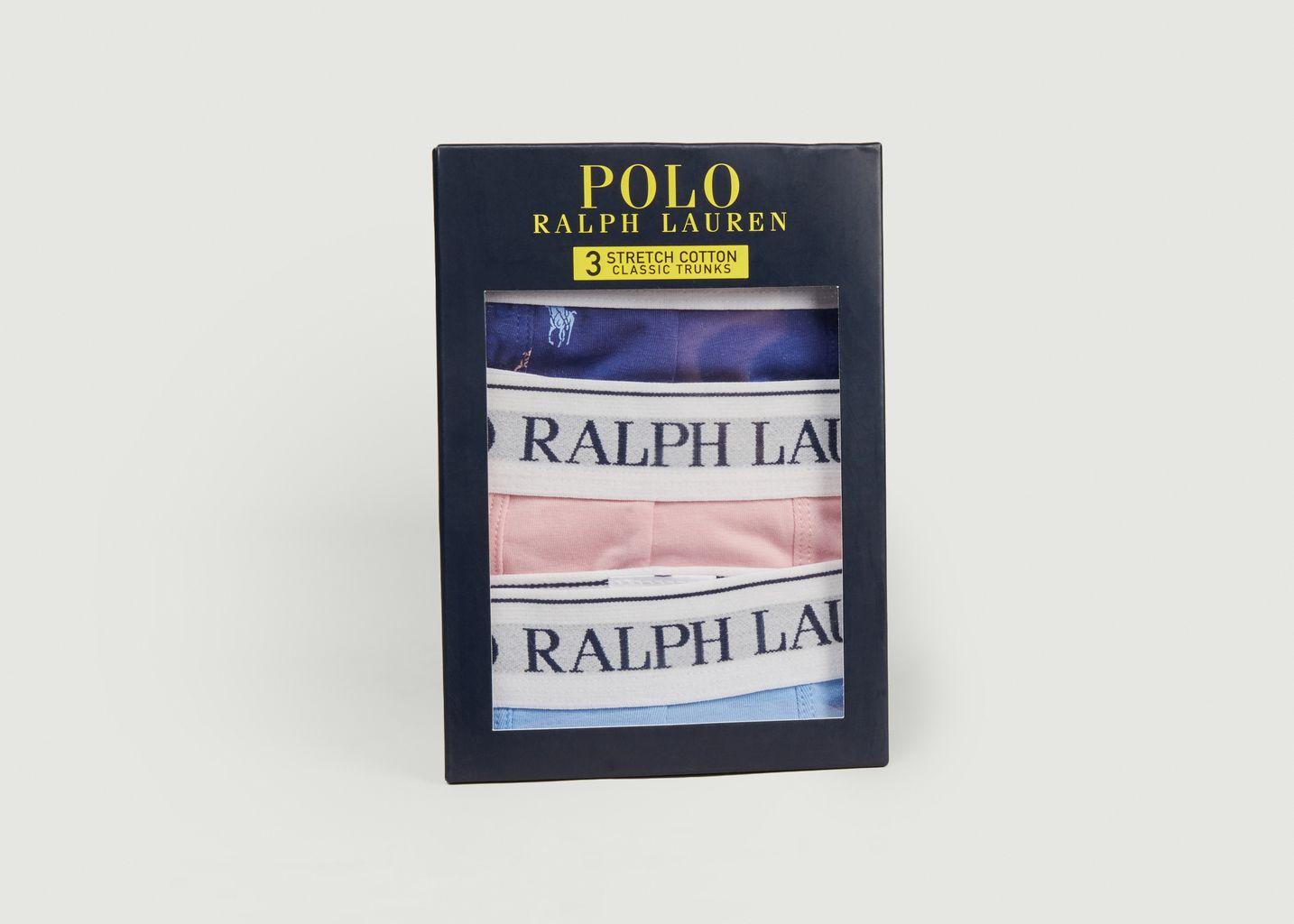 Pack de 3 boxers - Polo Ralph Lauren