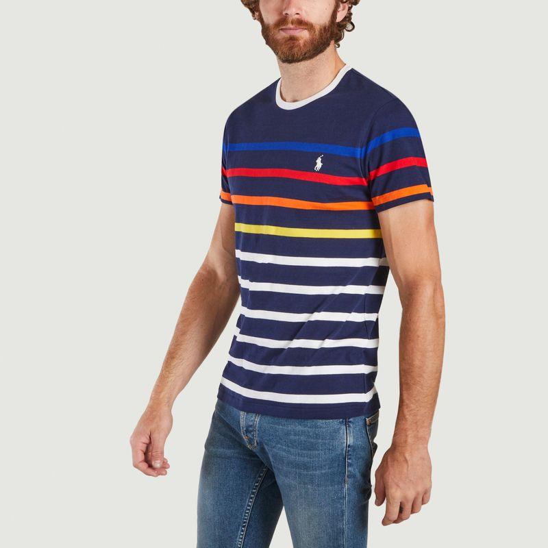 T-shirt Rayé  - Polo Ralph Lauren