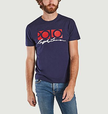Tshirt Gros Logo Polo