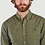 matière Chemise Grand Oxford  - Polo Ralph Lauren