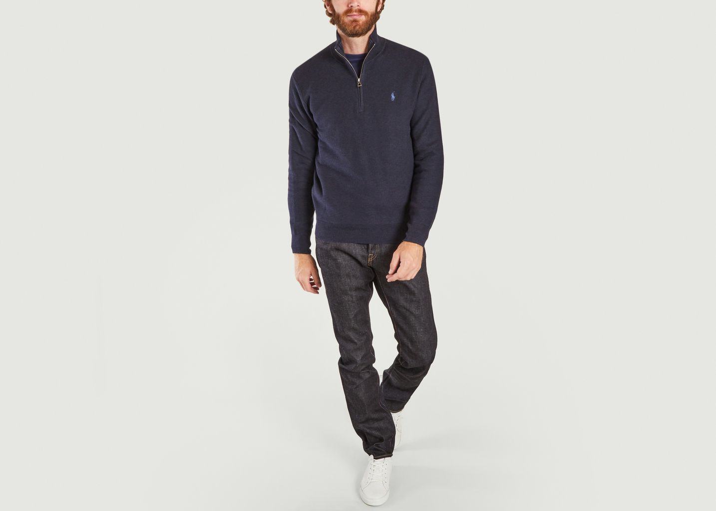 Pull demi-zip - Polo Ralph Lauren
