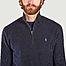 matière Pull demi-zip - Polo Ralph Lauren