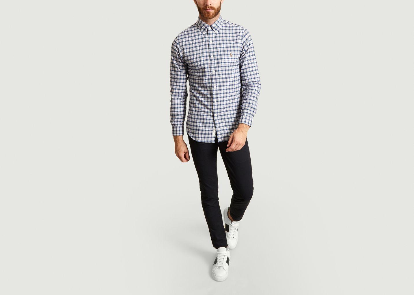 Chemise à Carreaux - Polo Ralph Lauren