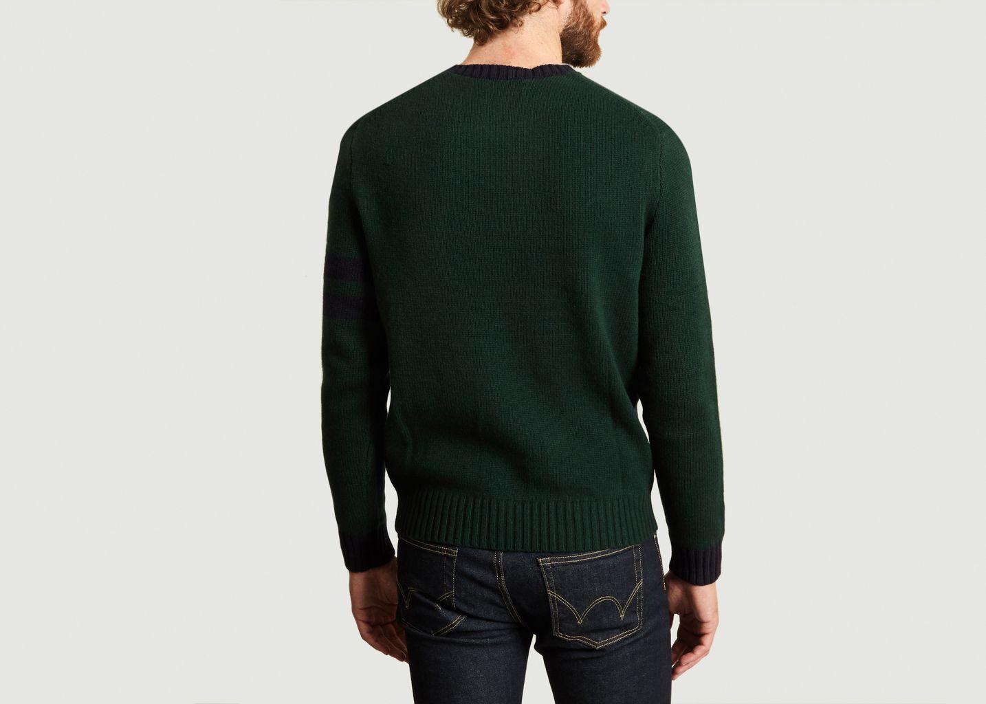 Pull Ourson en Intersia - Polo Ralph Lauren