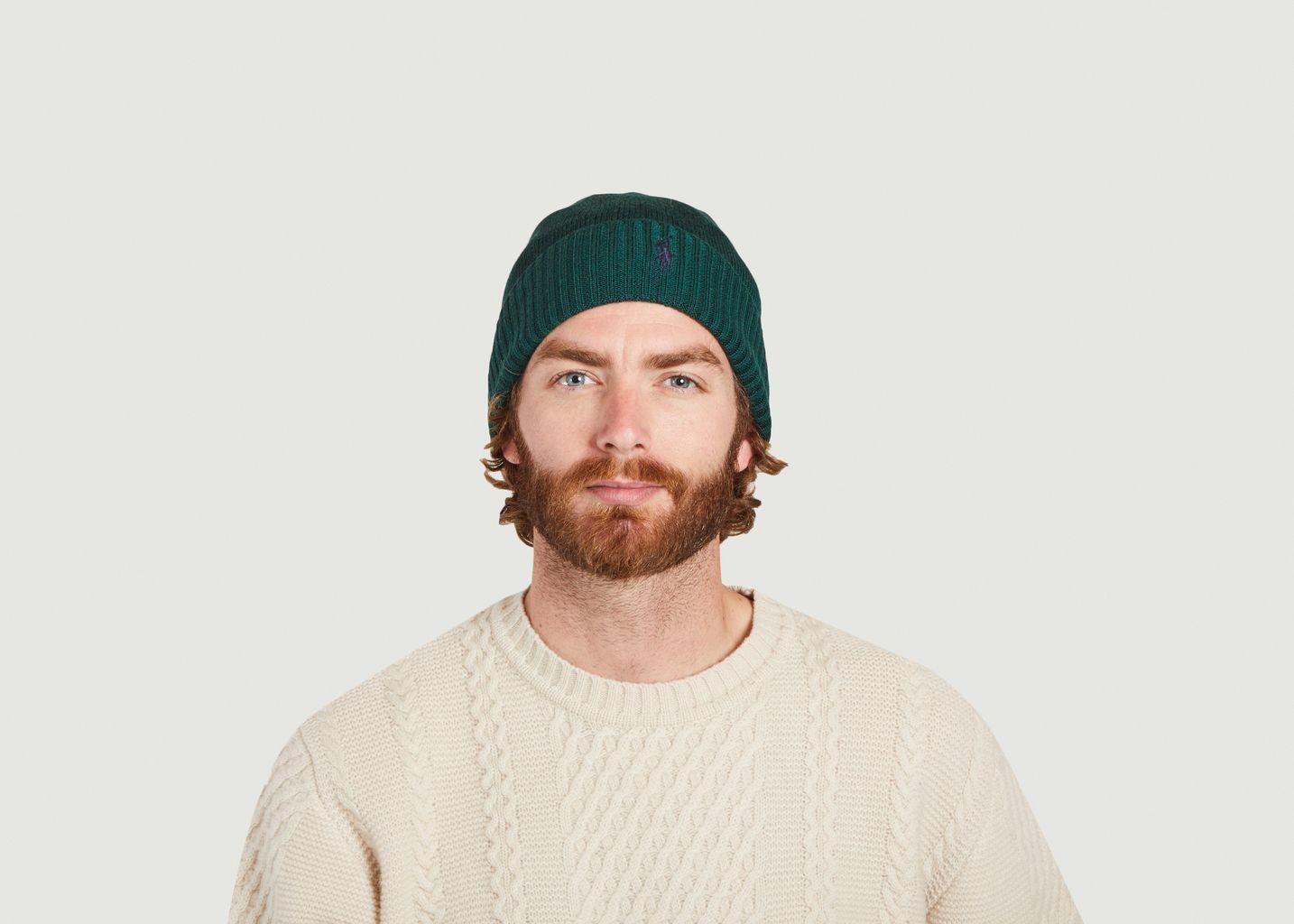 Bonnet en laine  - Polo Ralph Lauren