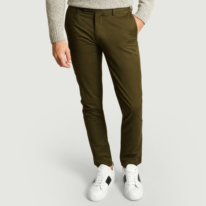 Sale Chino Trousers Olive Polo Ralph Lauren At 50 L Exception