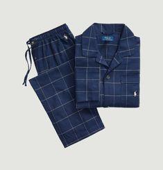 Ensemble pyjama en flanelle de coton