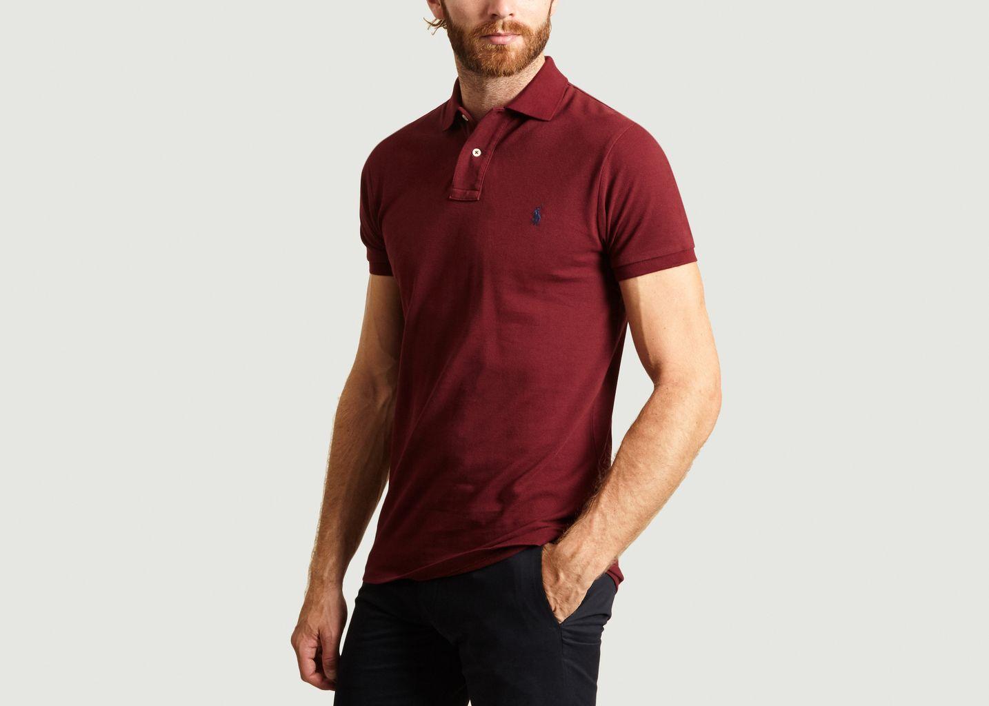 Polo en Coton Piqué - Polo Ralph Lauren