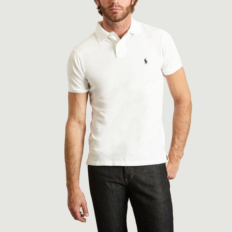 Polo Cintré en Coton Piqué - Polo Ralph Lauren