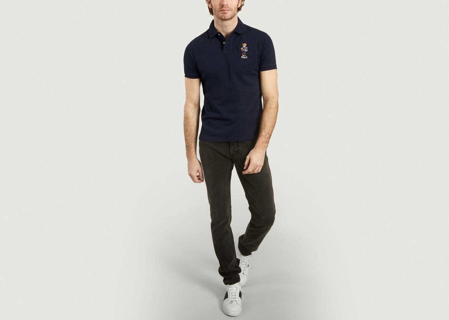 Polo Bear Piqué - Polo Ralph Lauren