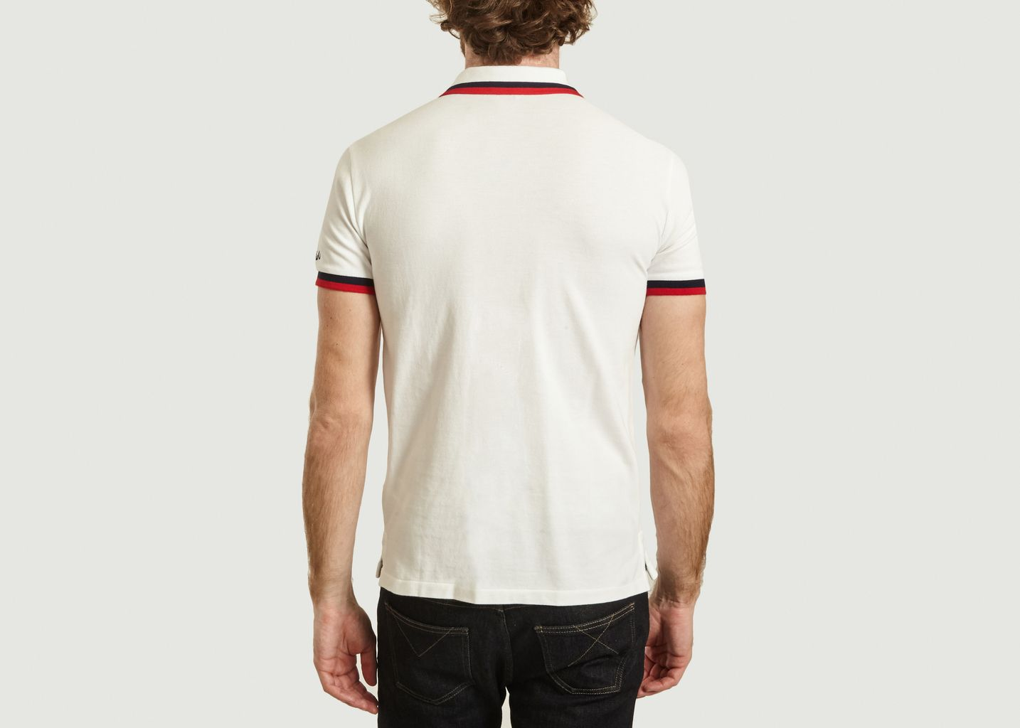 Polo Piqué Tricolore - Polo Ralph Lauren