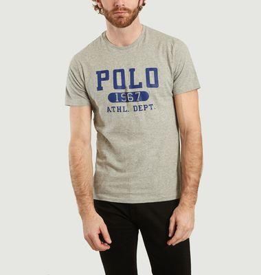 T-Shirt Logo Velours