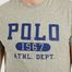 matière T-Shirt Logo Velours - Polo Ralph Lauren