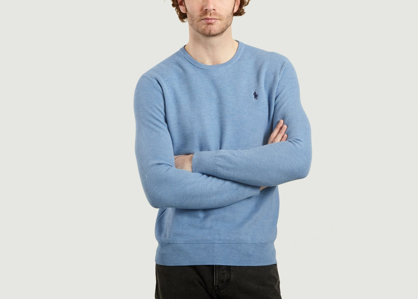 Pull en Coton Pima - Polo Ralph Lauren