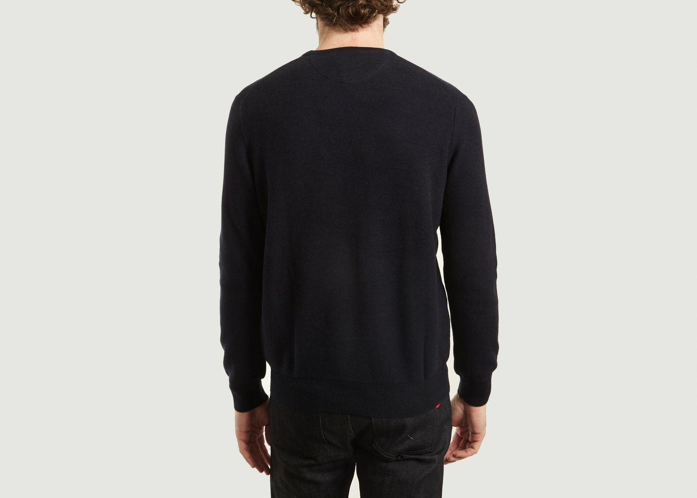 Pull Siglé En Coton - Polo Ralph Lauren