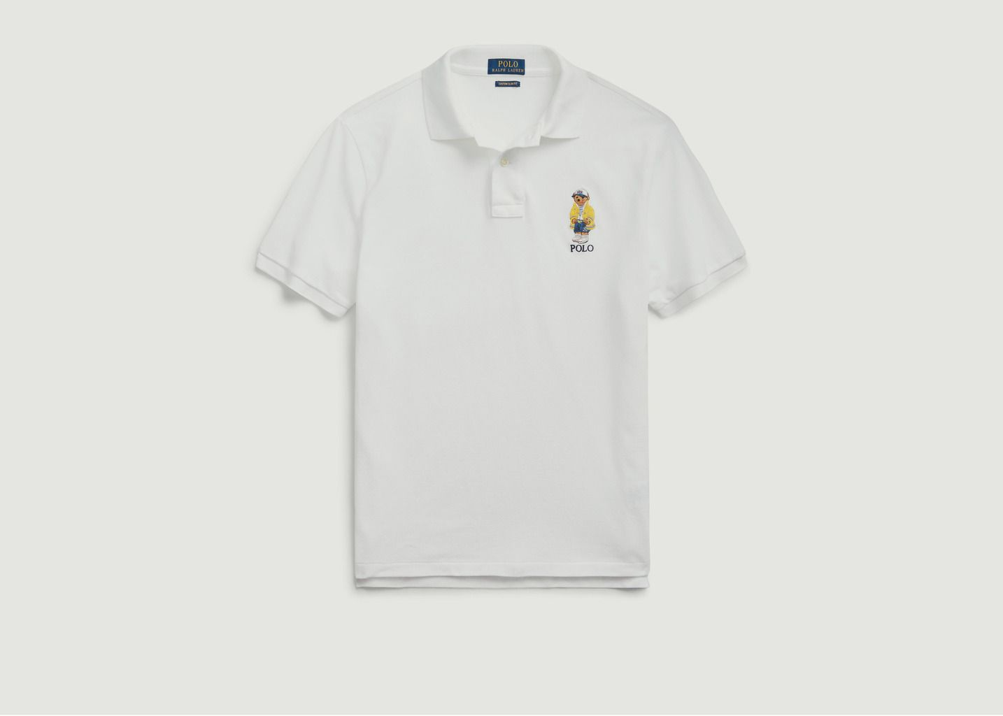 Polo Brodé Ours - Polo Ralph Lauren