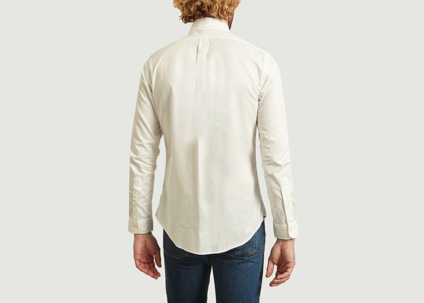 Chemise Cintrée Siglée - Polo Ralph Lauren