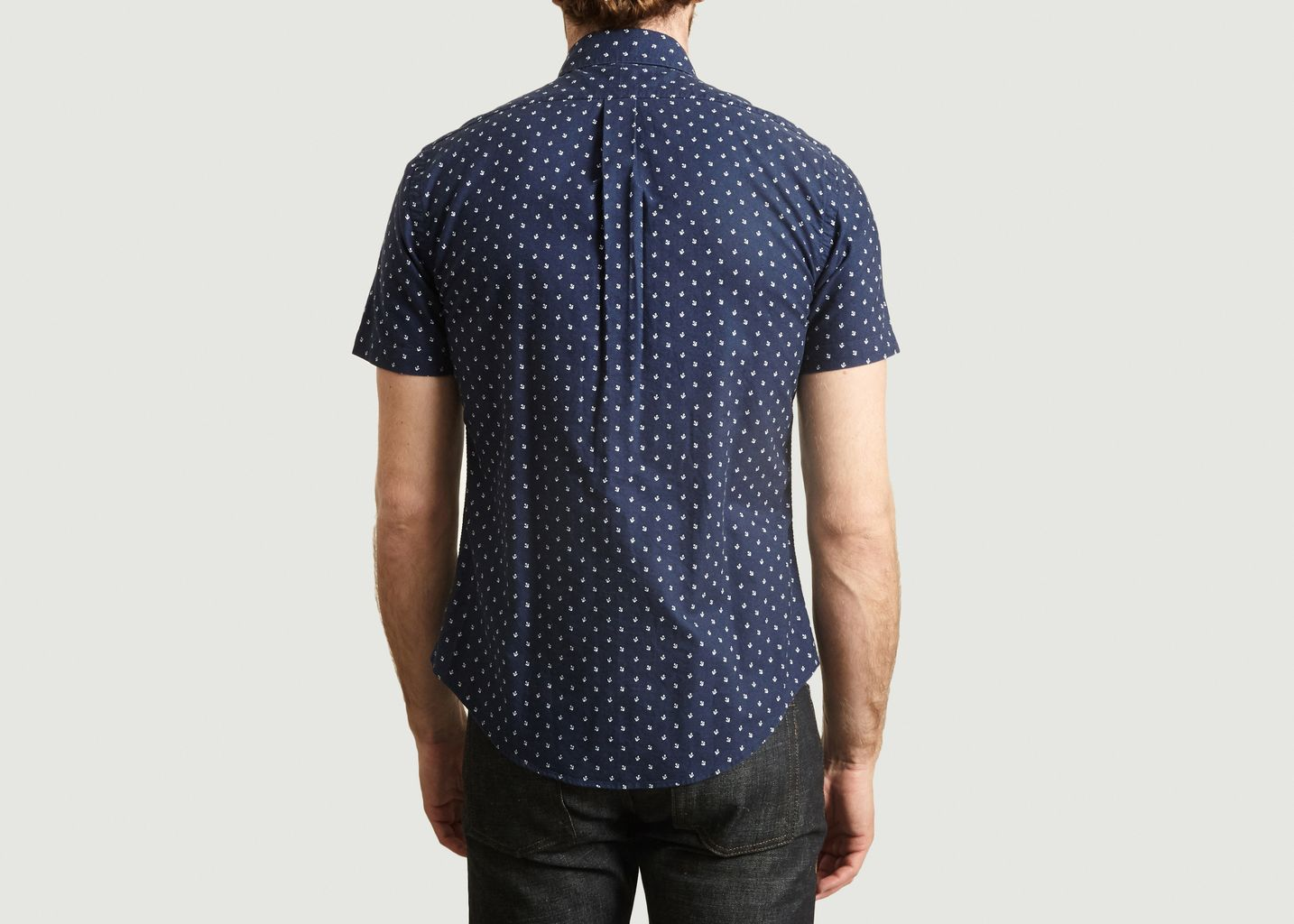 Chemise Ancres all-over - Polo Ralph Lauren