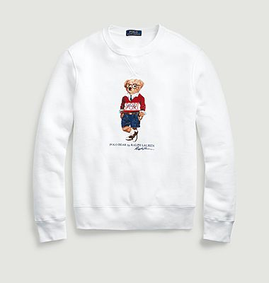 Sweatshirt imprimé Teddy Bear
