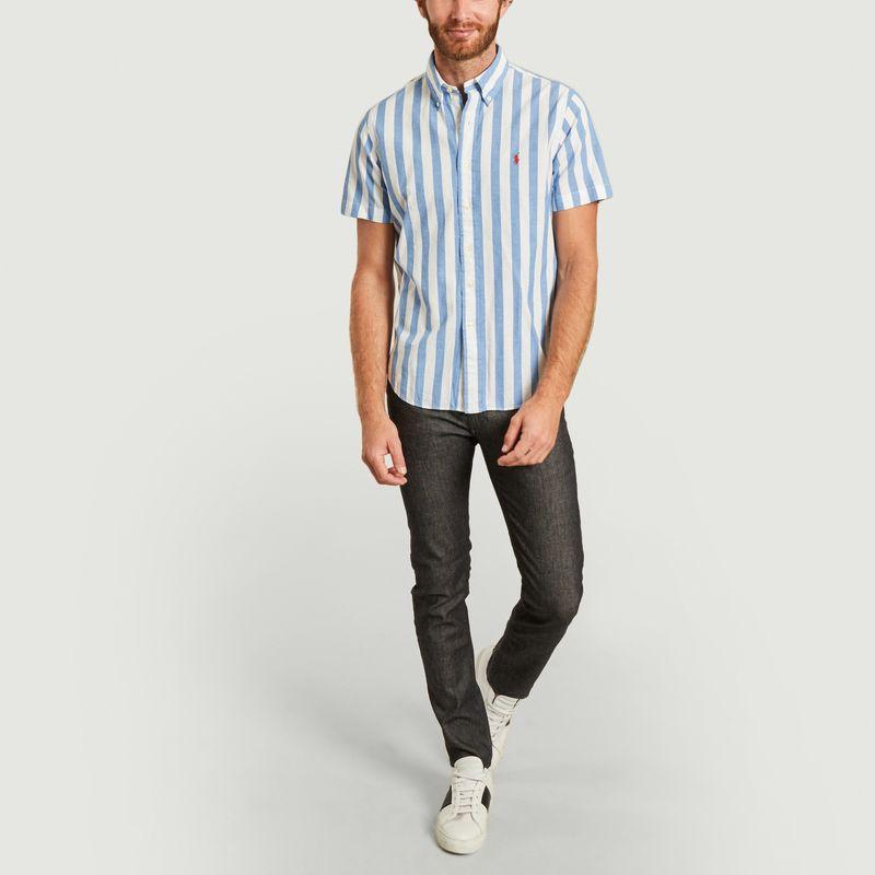 Chemise à grosses rayures  - Polo Ralph Lauren