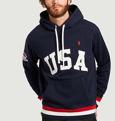 Sweat à capuche USA