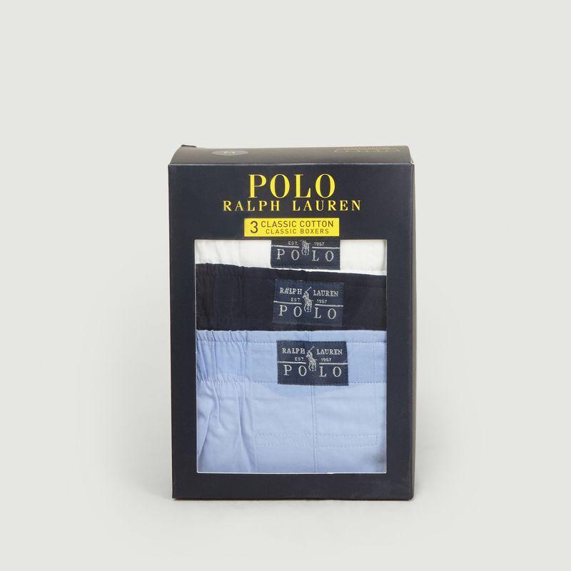 Lot de 3 Caleçons - Polo Ralph Lauren