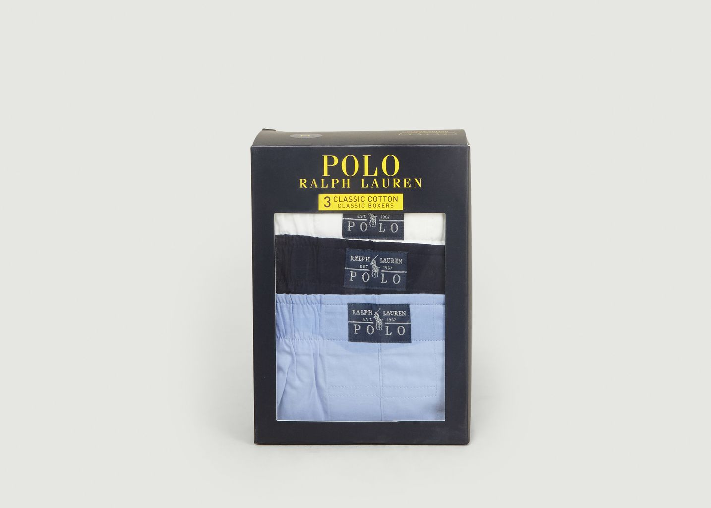 Lot de 3 Caleçons - Polo Ralph Lauren
