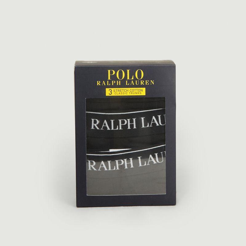 Lot 3 Boxers en Coton Stretch - Polo Ralph Lauren