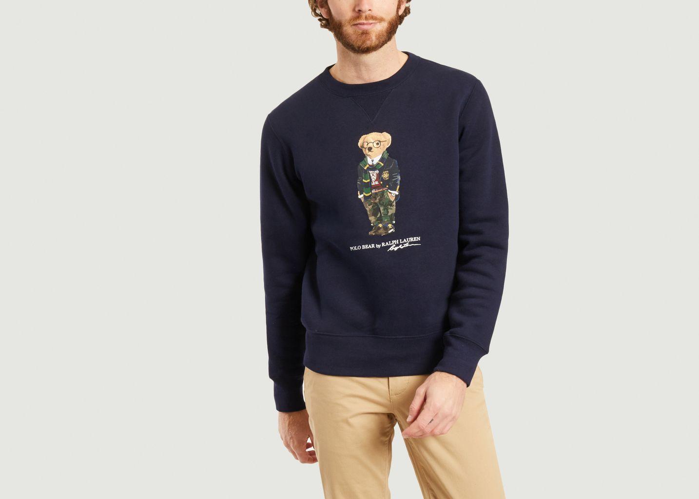 Sweatshirt logotypé Bear - Polo Ralph Lauren