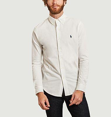 chemise ultra légère en coton piqué