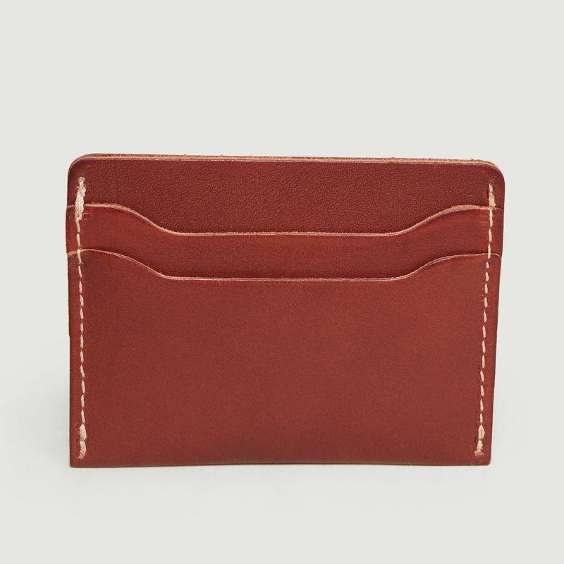 Porte-Cartes En Cuir Oro Russet - Red Wing Shoes