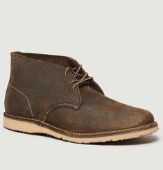 Boots Chukka Wekker 3327