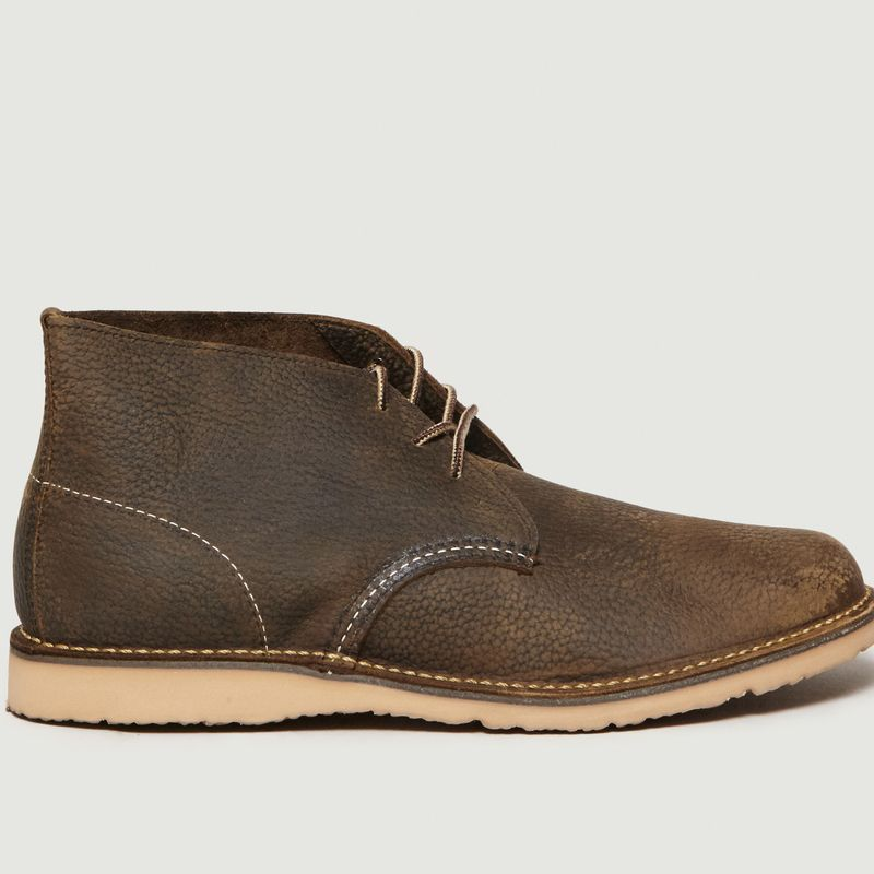 Boots Chukka Wekker 3327 - Red Wing Shoes